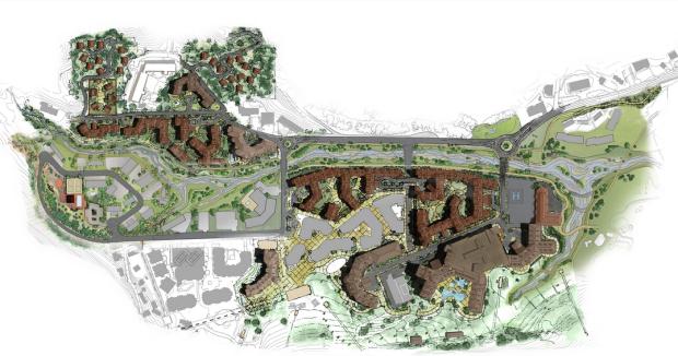 squaw village plan old