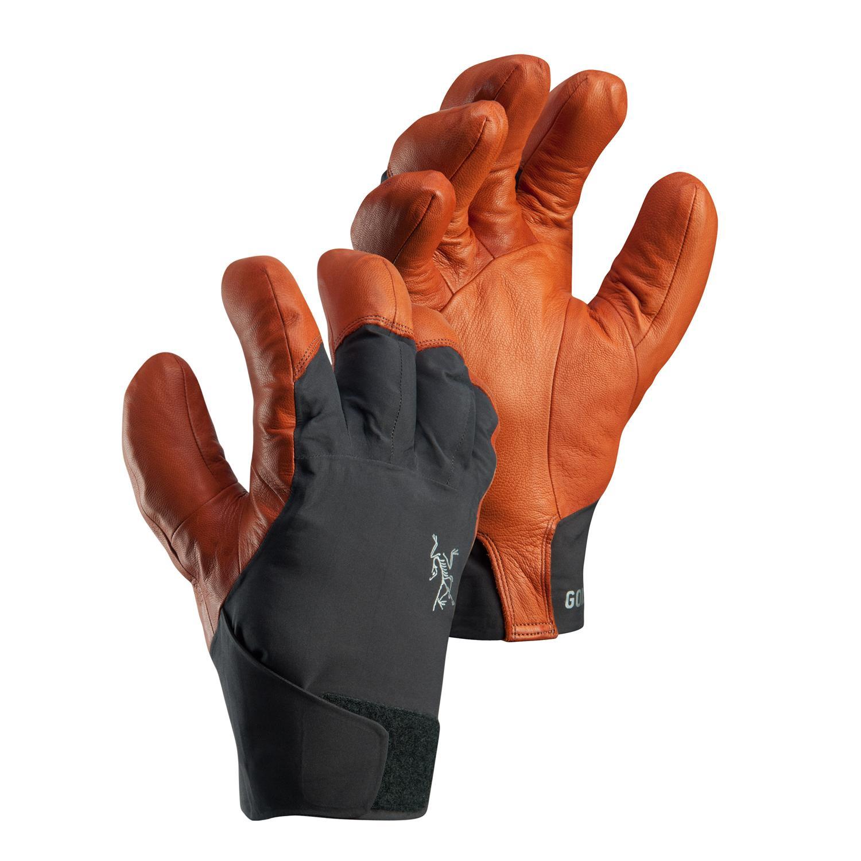 arc'teryx gloves