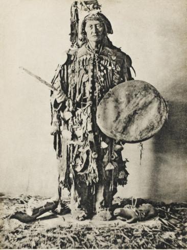 tunguska shaman