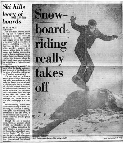 snowboarding good