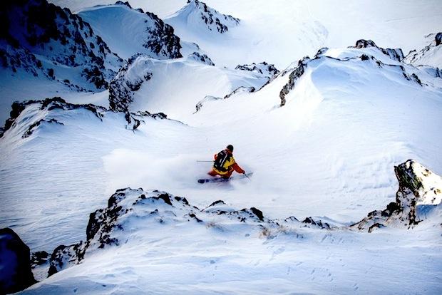 Swatch Big Mountain Freeskier