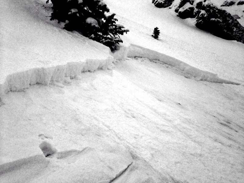 avalanche in utah