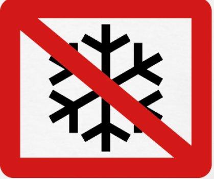 no snow please