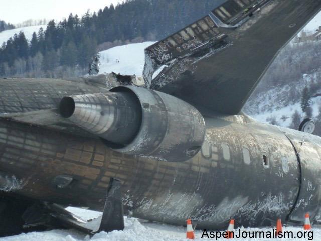 Private Jet Plane Crash In Aspen CO Kills One Injures Two  SnowBrains