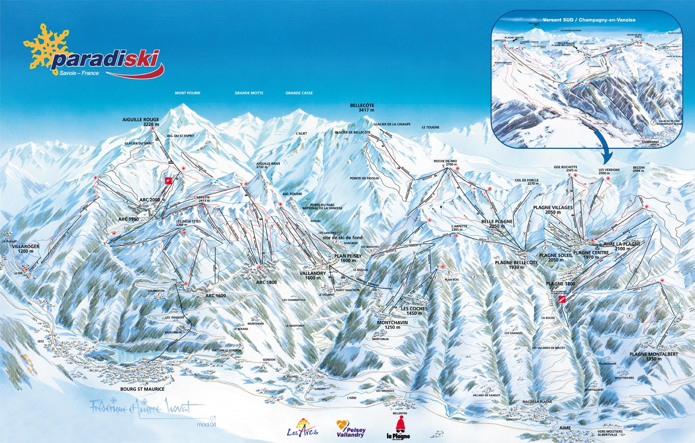 the 12 largest ski resorts on earth - snowbrains