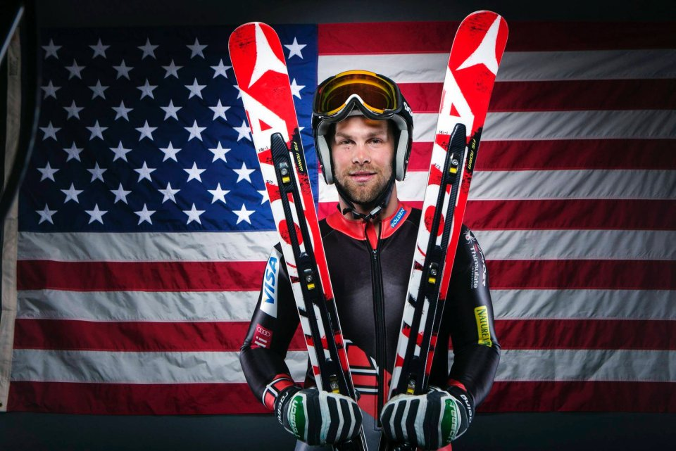 Travis Ganong makes the US Olympic