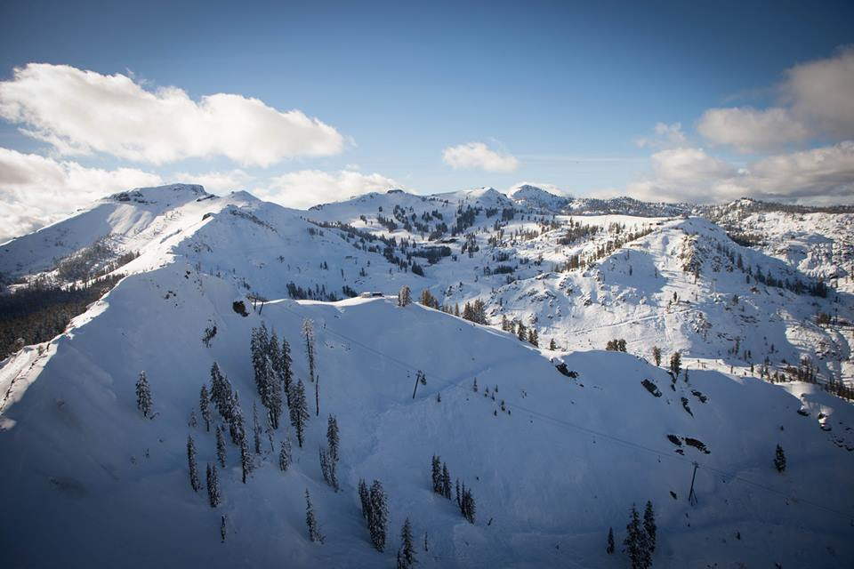 Squaw Valley To Open Kt 22 Amp Headwall Chairs On Saturday