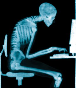 Sitting at your desk is killing you...