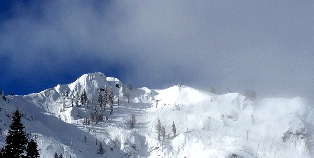 Eagles Nest (now McConkey's) was looking prime today. KT soon to come???
