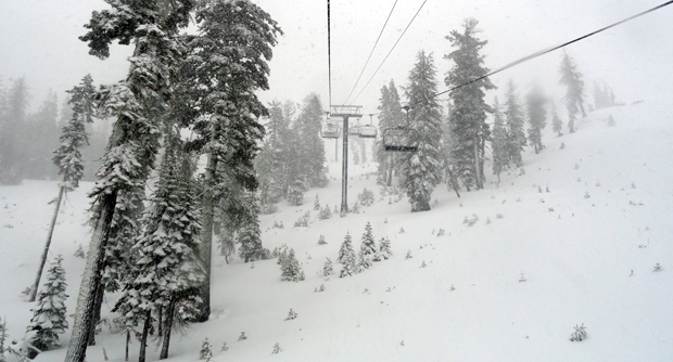 Empty chairs and untracked lines