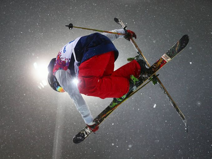climate change, gold medal run halfpipe ski