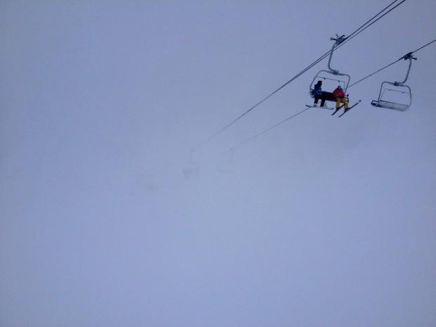 alyeska ski resort chair 6