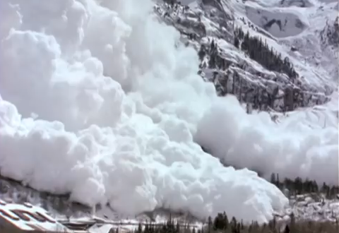 Ode to Avalanches in Telluride
