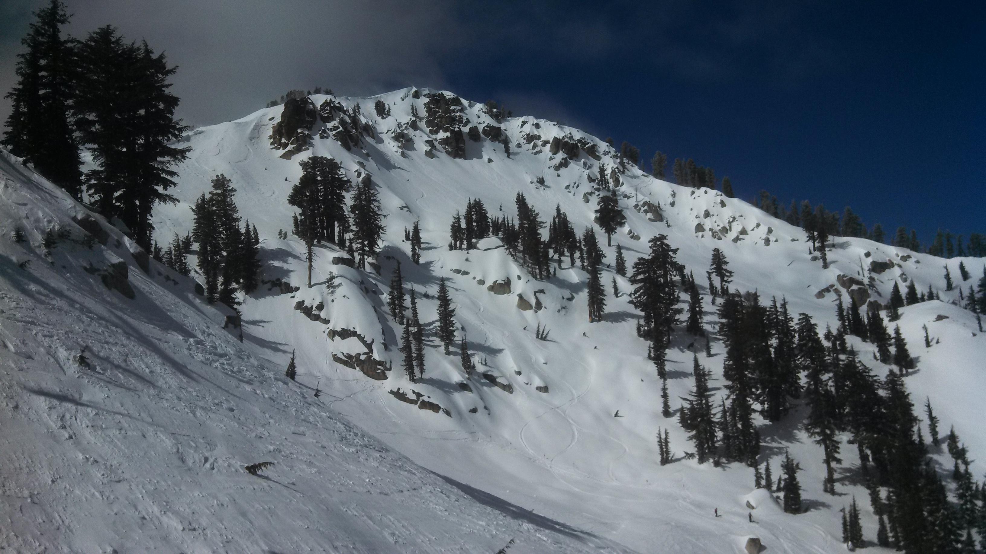 granite peak snow report