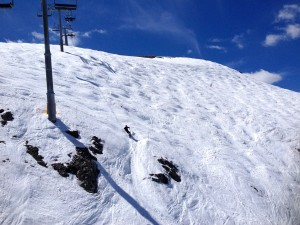 Headwall today