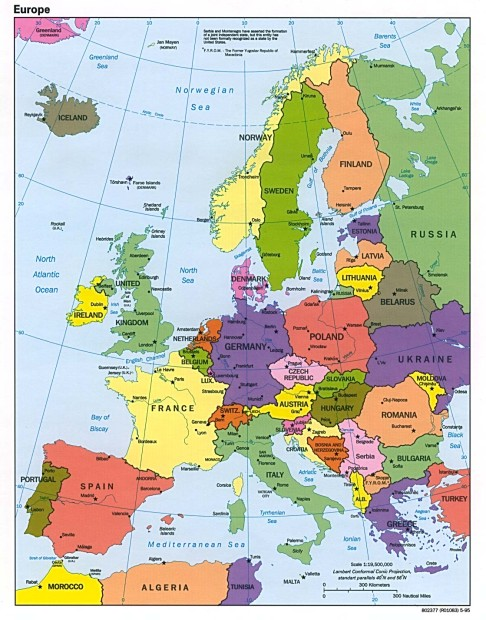 Europe is where the tour lives.