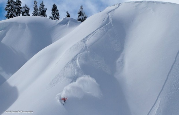 Mt. Baker this year