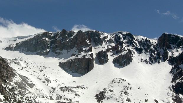 Upper Ellery Bowl and chutes.
