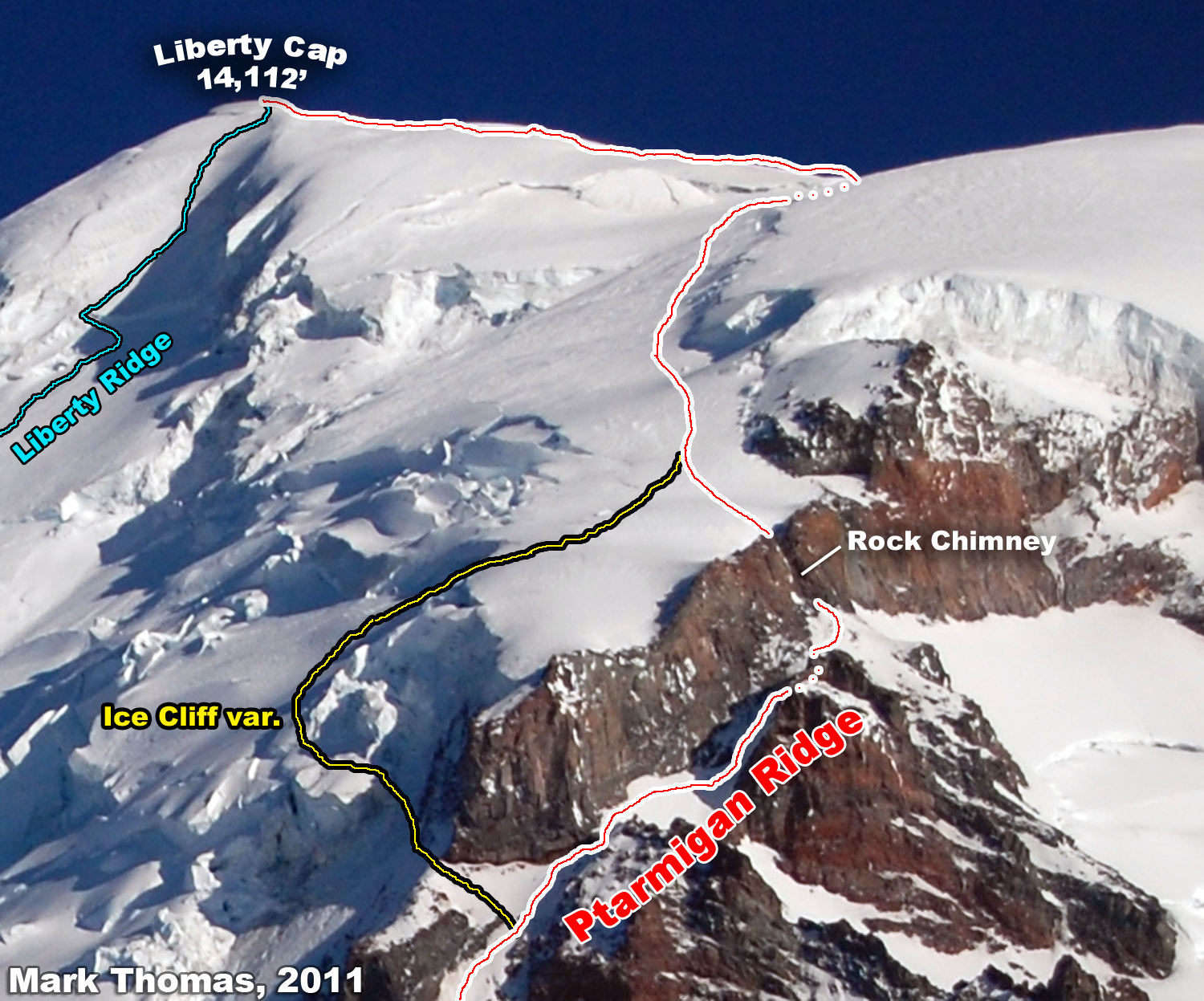 Avalanche Likely Cause Of Six Mount Rainier Climbing