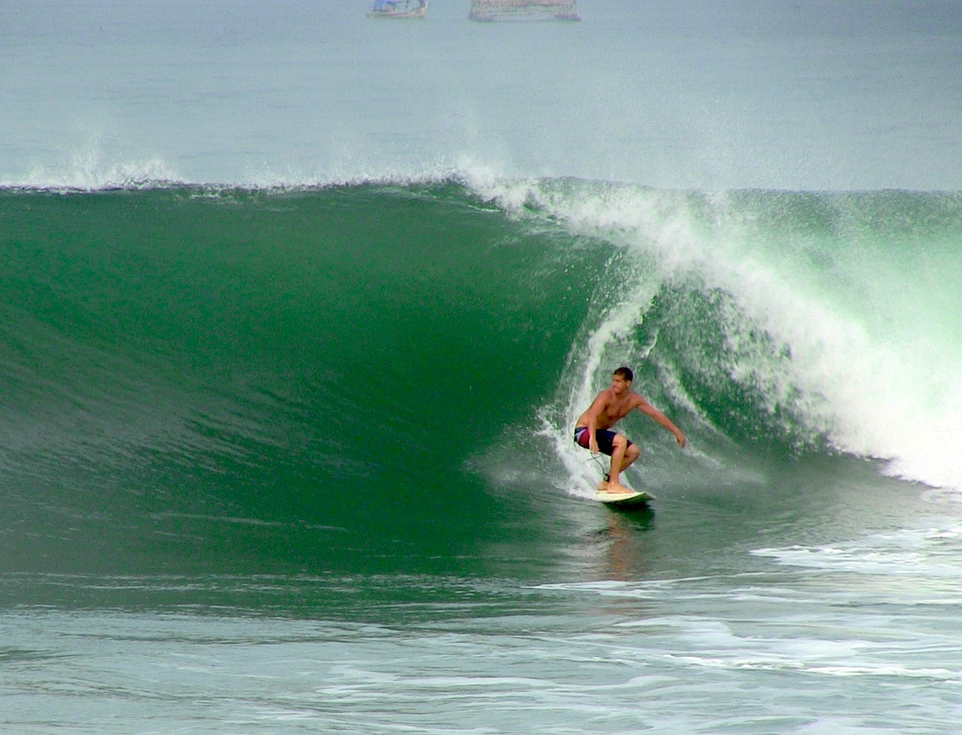 Java, Indonesia Surf  Culture Report: Dirt, Grunge,  Barrels  SnowBrains