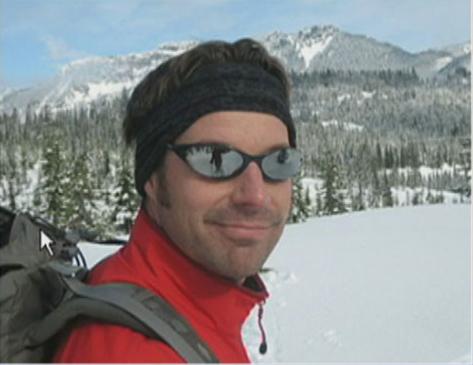 Fallen mountain guide Matt Hegemon.