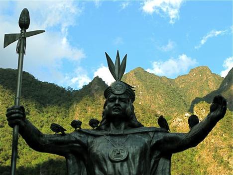 Incan curse...