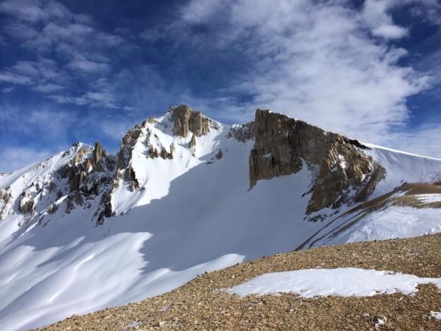 Cerro Martin, Las Lenas, Argentina.  July 3rd, 2014.  photo:  Adria Millan