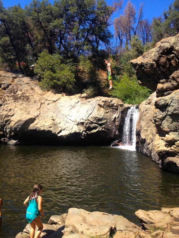 Rainbow Pools Yosemite Tioga Pass Report Amp Photo Tour