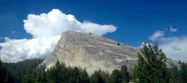 Lambert Dome, Tuolumne Meadows, Yosemite, CA