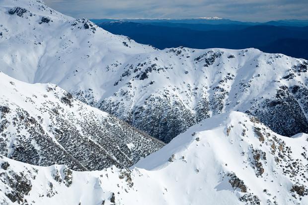6,514-foot Mount Bogong, Australia