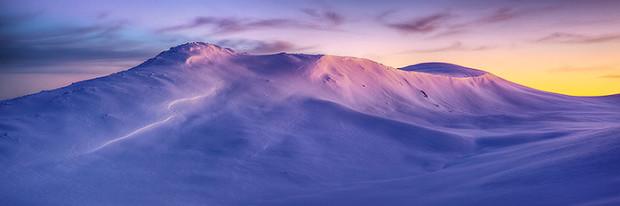 Mt. Kosciuszko, Australia.  photo:  scott leggo