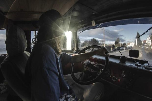 On the road with La Chanchita