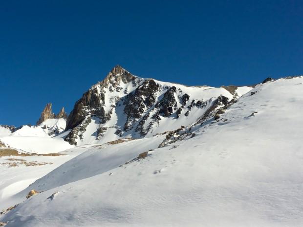 Cerro Negro, Las Lenas, Argentina