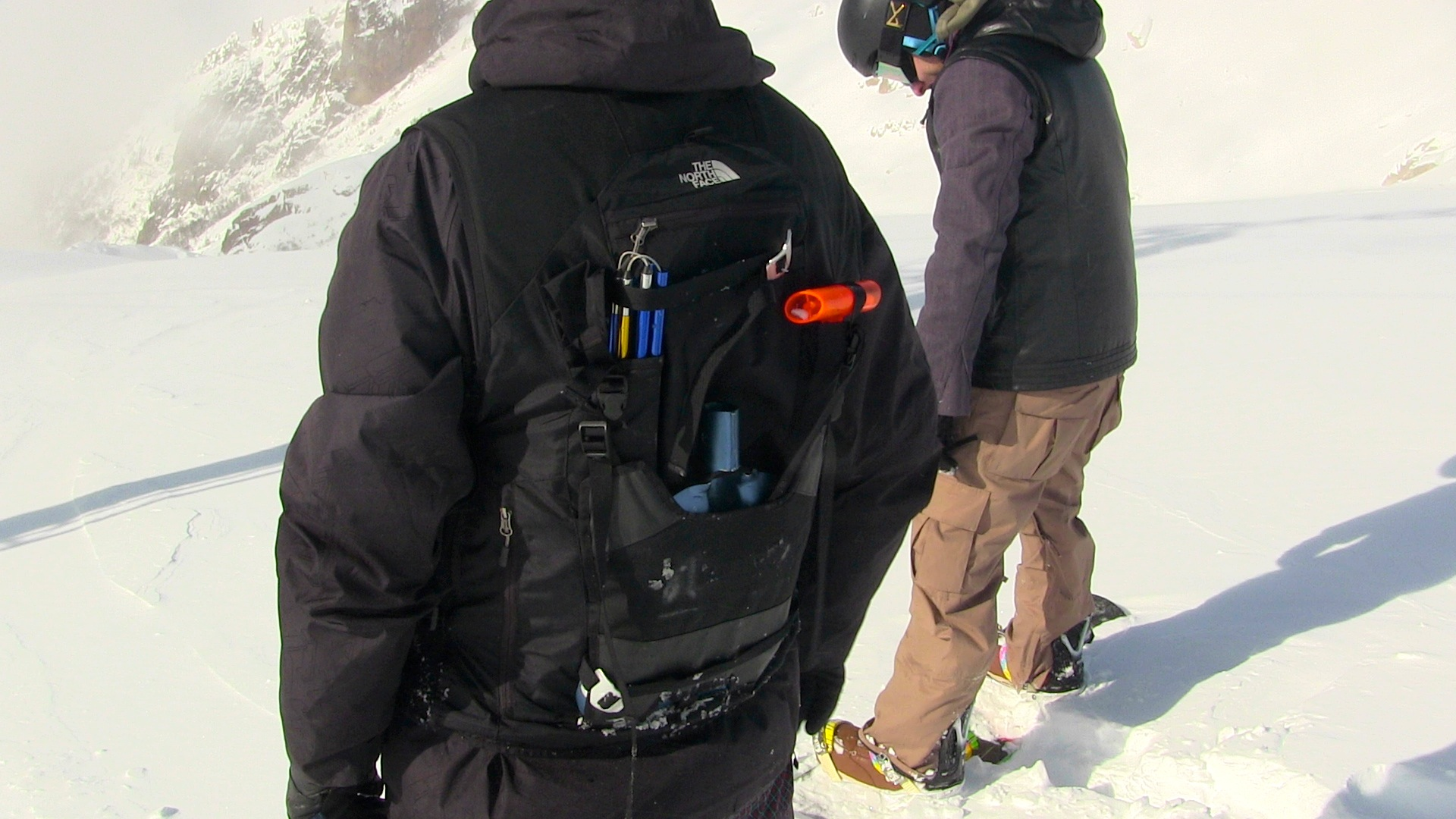 Why Wearing A Vest Instead Of A Backpack In Avalanche