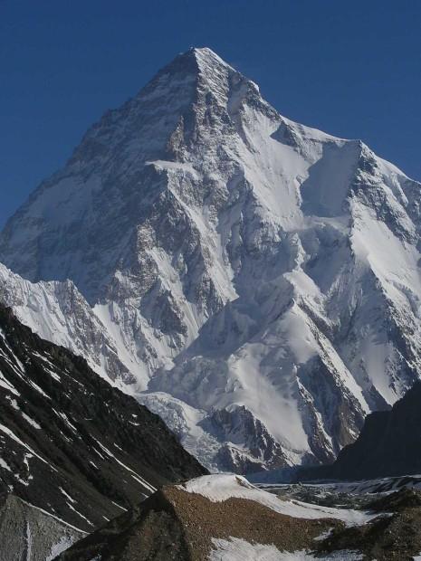 K2 is huge