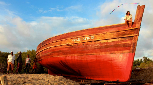 The Musafir is more than a boat. It's a symbol for what is possible in this world.