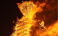 burning man 2014 rules