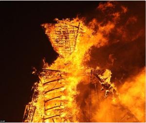 burning man 2014 rules