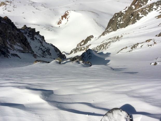 Top of Cerro Negro, Las Lenas, Argentina