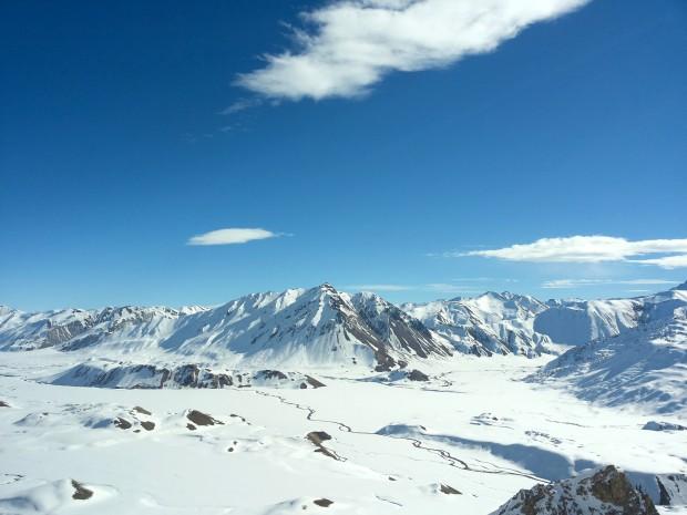 View valle Hermoso