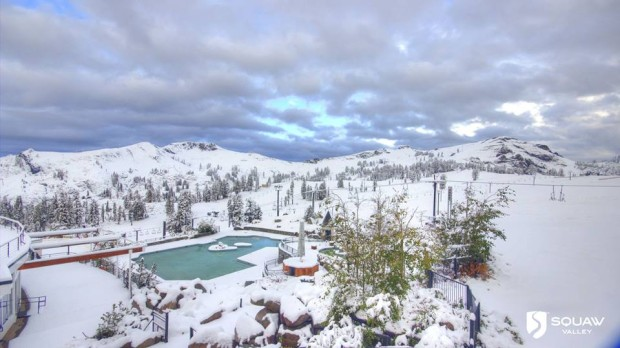 Squaw Valley, CA.  photo:  squaw valley