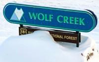 wolf creek sign