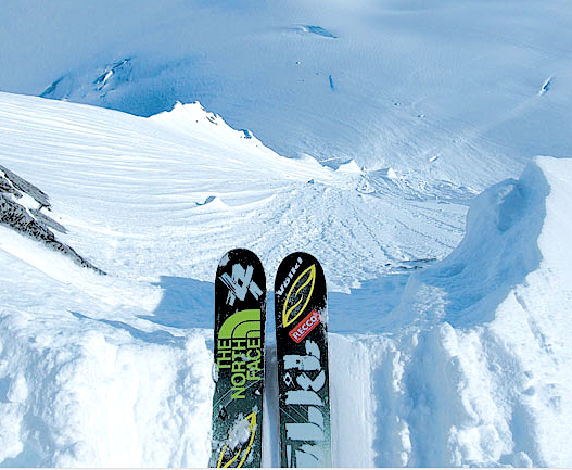 freeskiing and mental fitness