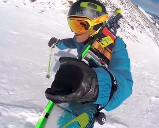 scott gaffney ski