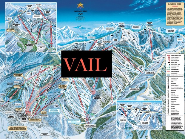VAIL BUYS PARK CITY