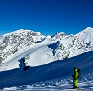 Italian Alps last week.