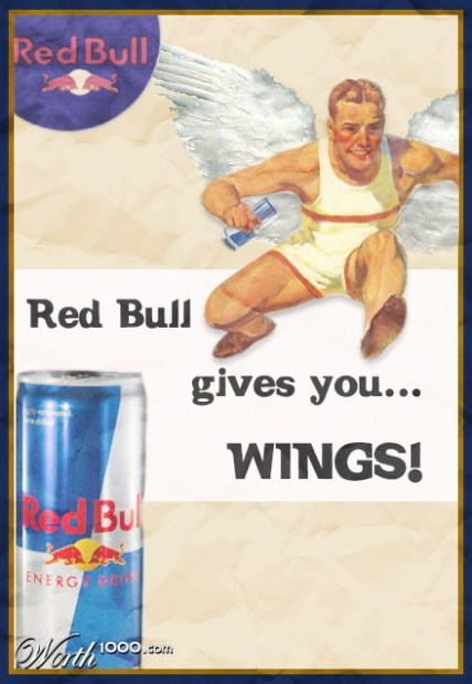 red bull may not give you Sorry to break it to you, energy drink consumers: red bull doesn't really give you wings red bull recently agreed to a $13 million settlement.