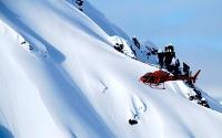 Killer terrain.  Whitecap Alpine, B.C.