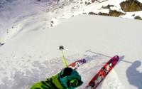 alaskita bariloche backcountry skiing argentina