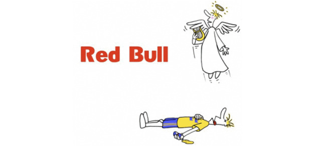Red Bull give yous wings